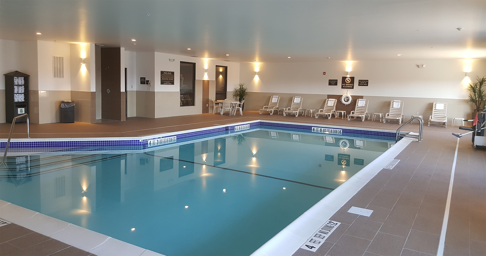 Indoor Pool, Comfort Inn