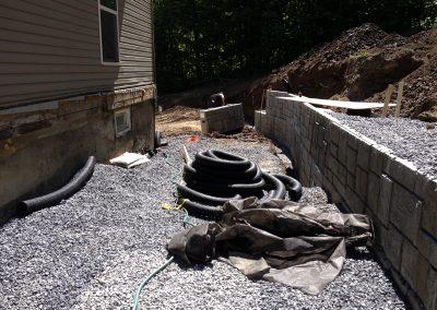 Foundation Wall Repair
